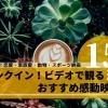 クランクイン!ビデオ感動映画15選